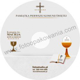 """Płyta DVD z nadrukiem """"matowa"""" wzór 46"""