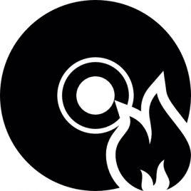 Nagranie płyty danymi klienta/Wypalenie płyty