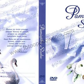 Obwoluta/Okładka na pudełko DVD wzór 78 (Ślub)