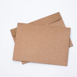 Folder/Koperta na zdjęcia 15×21/15×23  – KRAFT/EKO