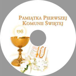 """Płyta DVD z nadrukiem """"matowa"""" wzór 102"""