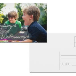 Kartki pocztowe z Twoim zdjęciem